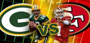 49ers vs. Packers