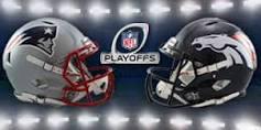 Broncos vs. Patriots