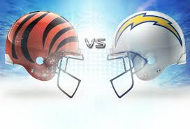 Chargers vs. Bengals